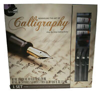 Calligraphy •The Easy Way• New in box• Rekindle the art of the written word.