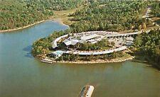 Postcard Kentucky Cadiz Lake Barkley Lodge State Resort Park 1970s