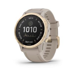 Garmin fēnix 6s Pro Solar GPS Watch - (0100240910)
