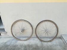 "ruote  wheels  vintage corsa road  Nisi 28"" an 85 campagnolo Athena cxc"