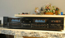 KENWOOD GE-76 * 2x9 Band Graphic EQ mit Doppel Spectrum Analyzer * VINTAGE * RAR