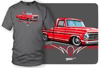 1967, 68, 69 Ford F100 - Truck T-Shirt - Ford F100 t-Shirt - $19.99
