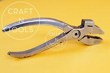 Vergez Blanchard Saddlers Pincers / Lasting Pliers. Cobbler pliers, leather tool