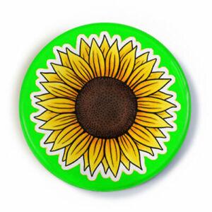 Sunflower - Hidden Disability  - Button Badge - 25mm 1 inch