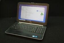 """Dell Latitude E5520 15.6"""" i3-2310M @ 2.10GHz 8GB RAM 500GB HDD Win10 Pro"""
