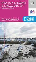 Newton Stewart & Kirkcudbright, Gatehouse of Fleet by Ordnance Survey (Sheet map