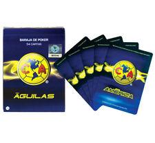 CLUB AMÉRICA DE MÉXICO PLAYING CARDS DECK
