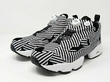 Reebok Insta Pump Fury OG MU Running Shoes Black White DV7305 Men's Sz 7