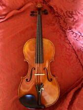 Gran bel Violino di liuteria 4/4 Ottimo suono