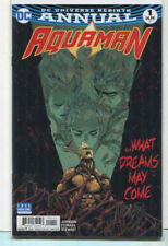 Aquaman #1 NM ANNUAL  What Dreams May Come  DC Comics MD9