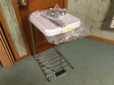 R&B Wire Products 692 Laundry Cart  Open Box Complete