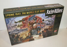 AXIS & ALLIES Spring 1942 Complete Game Unsealed but UNUSED / NEW 2009 Avalon