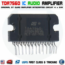 TDA7560 Original New Integrated Circuit TDA-7560 Quad Bridge Car Radio Amplifier