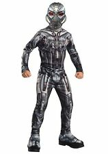 Youth Boy or Girl Avengers Costume- Ultron Costume Sz M (Age 5-7) NEW