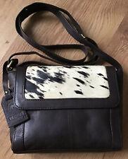 Taurus Leather Bag Brown Shoulder Bag MI-1268