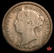 1900 Canada 10 Cents - VG - Lot#341