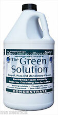 ForceField Green Solution Carpet/Fabric Cleaner 1 Gallon - Concentrate