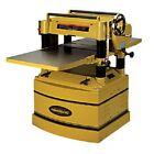 """BRAND NEW POWERMATIC 20"""" PLANER - 209  #1791296 DUE IN MAY 2022"""