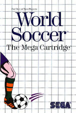 ## SEGA Master System - World Soccer - TOP / MS Spiel ##