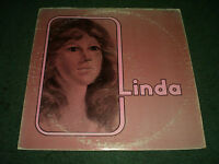 Linda Brock Self-Titled~AUTOGRAPHED~RARE Private Label 1977 Christian Xian