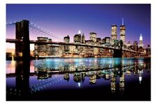 Brooklyn Bridge Poster New York Manhattan Print
