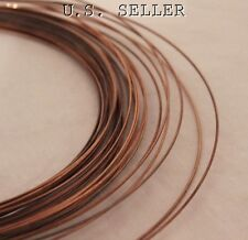 Copper Wire Solder 18ga 5 Foot Package