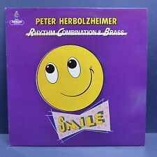 PETER HERBOLZHEIMER Rhythm combination & brass Smile P17 / IRS 941337