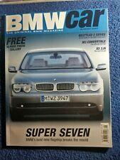 March Bmw Car Magazines For Sale Ebay