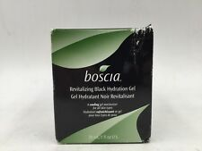 Boscia Revitalizing Black Hydration Gel, 1 Fl. Oz. EXP: 02/10/2020 *Genuine*