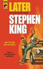Later by Stephen King Paperback – March 2 2021
