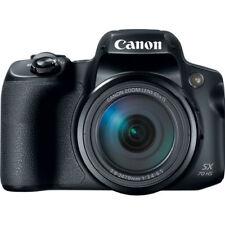 Canon PowerShot SX70 HS Digital Camera 65x Zoom 4K - Black