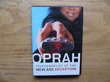 Oprah: Televangelist Of The New Age Deception Audio CD – 2007 3 Disc Set