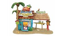 Department 56 Margaritaville Village Cheeseburger in Paradise Grill