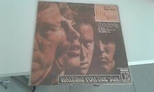 THE DOORS WAITING FOR THE SUN TOTALLY DIF COVER  MEGA RARE  ISRAELI LP  BROWN