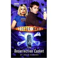 Doctor Who The Resurrection Casket By Justin Richards