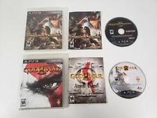 PLAYSTATION 3 PS3 Game Lot Dragon's Dogma and God of War III 3