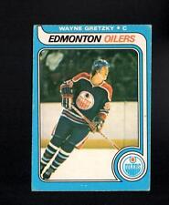 1979-80 OPC O-PEE-CHEE # 18 Wayne Gretzky RC Vg-Ex