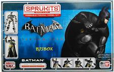 Sprukits Batman Arkham City Poseable Figural Model Kit 161 Pcs Level 3 New NIB