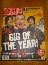 NME 2002 JAN 19 FEEDER NAS TRAVIS WHITE STRIPES