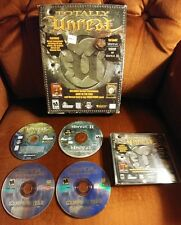 Totally Unreal PC Big Box Vintage Game Unreal Tournament+Unreal Gold+preview