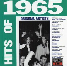 Hits Of 1965 - Various Artists (CD 1989) Original CD