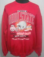 Ohio State Buckeyes Mens Sweatshirt 2003 Fiesta Bowl NCAA Gear For Sports XL