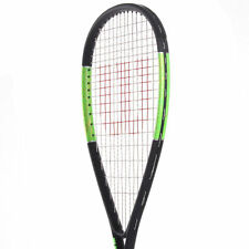 WILSON BLADE COUNTERVAIL SQUASH RACKET INCLUDING COVER