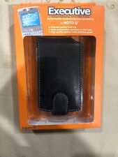 Executive Smartphone Protection For Moto Q Speck Products Black