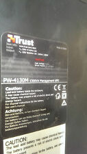 Trust PW-4130M Tower UPS 1300VA Tested Good working condition