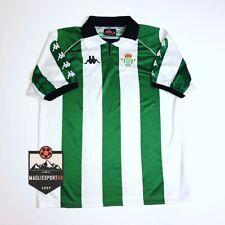 Maglia Betis Sevilla 1998 - Calcio Vintage Retro Denilson BTS Liga