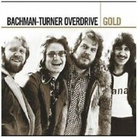 "BACHMAN-TURNER OVERDRIVE ""GOLD"" 2 CD NEW+"