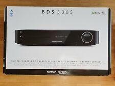 Harman/Kardon BDS 580S Blu-Ray 5.1 Receiver Spotify Airplay Bluetooth OVP