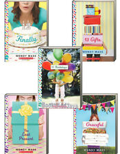 Willow Falls 1-5 11 Birthdays,Finally, 13 Gifts+ by Wendy Mass (5 Paperback Set)