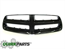 2011-2014 Dodge Charger GLOSS BLACK/CHROME FINISH GRILLE SURROUND OEM NEW MOPAR